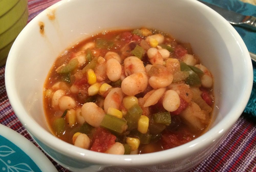 Eat This: Moosewood's Texas BBQ Bean Soup