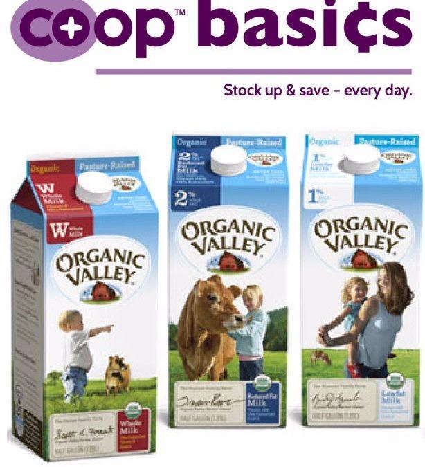 Co-op Basics: Organic Valley