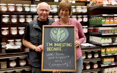 Why did Margaret and Dale invest?