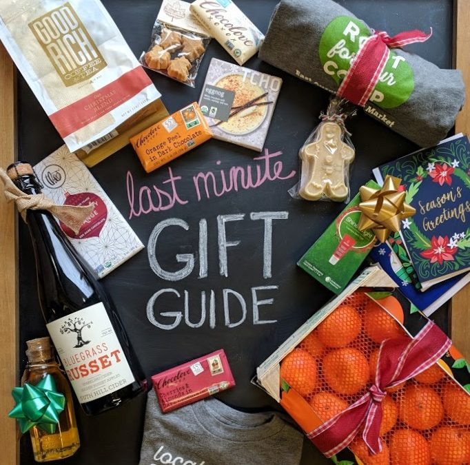 Last Minute Co-op Gift Guide