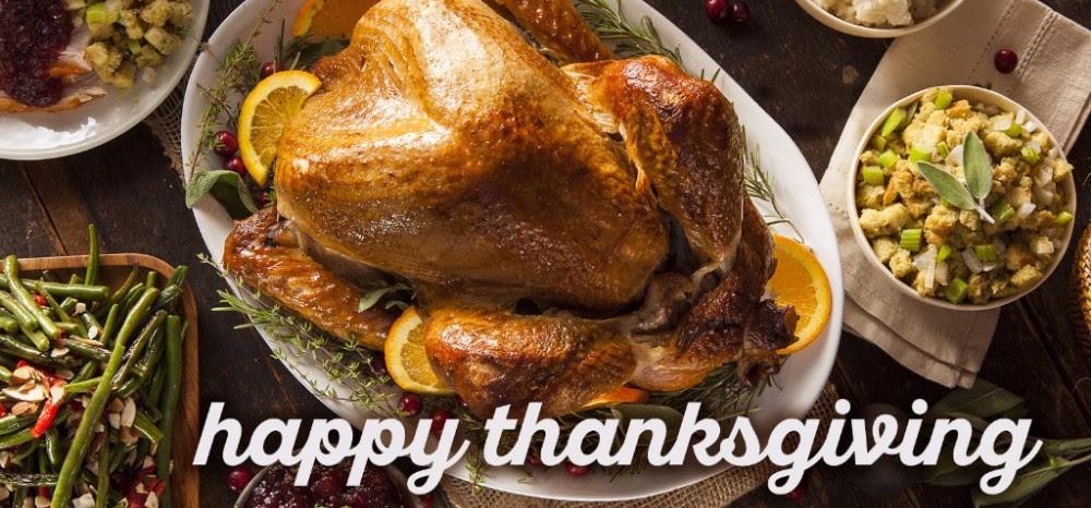 Bring on the Turkey!
