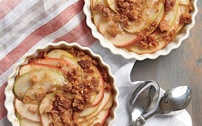 Eat This: Apple Crisp (in minutes!)