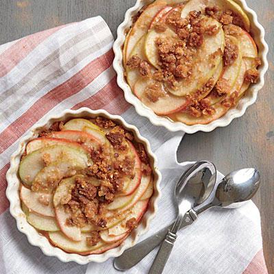 Eat This: Apple Crisp (in minutes!)