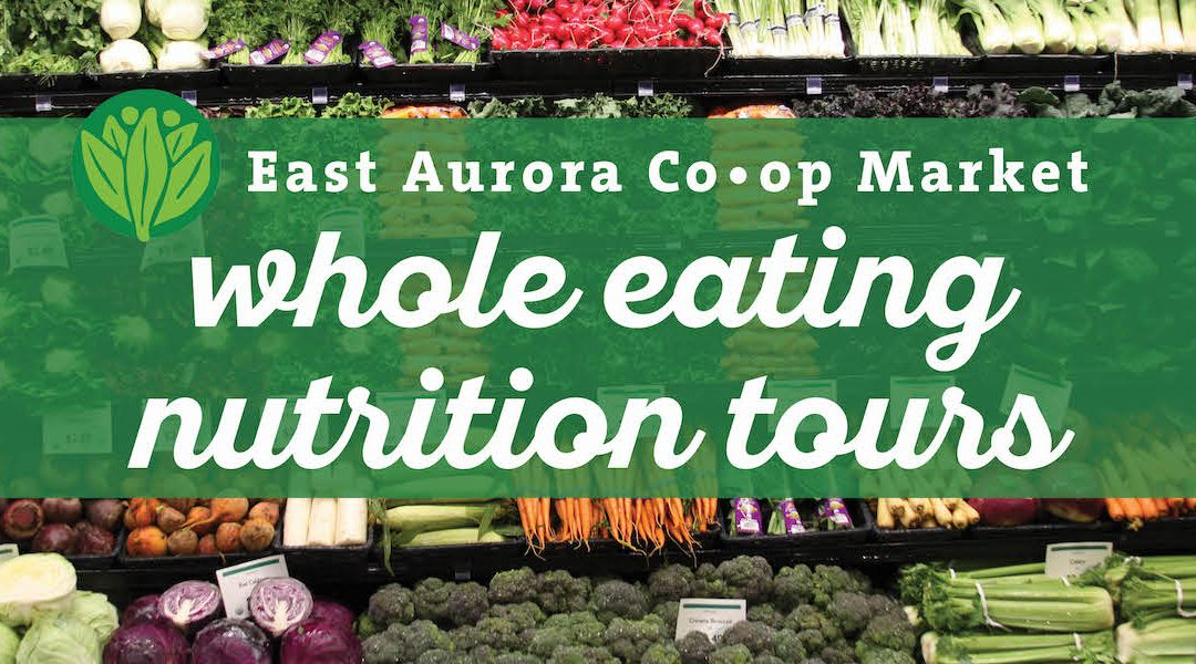 Whole Eating Nutrition Tour