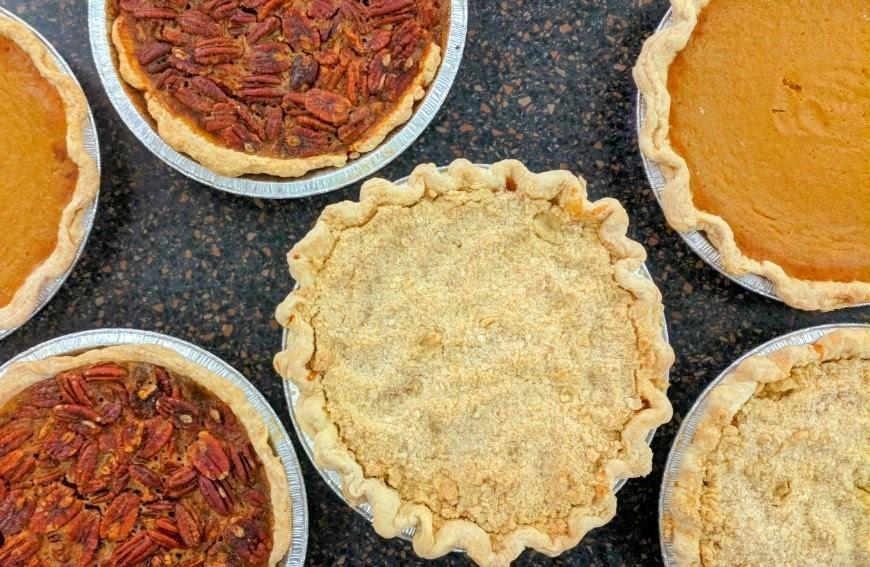 Thanksgiving Prep Begins