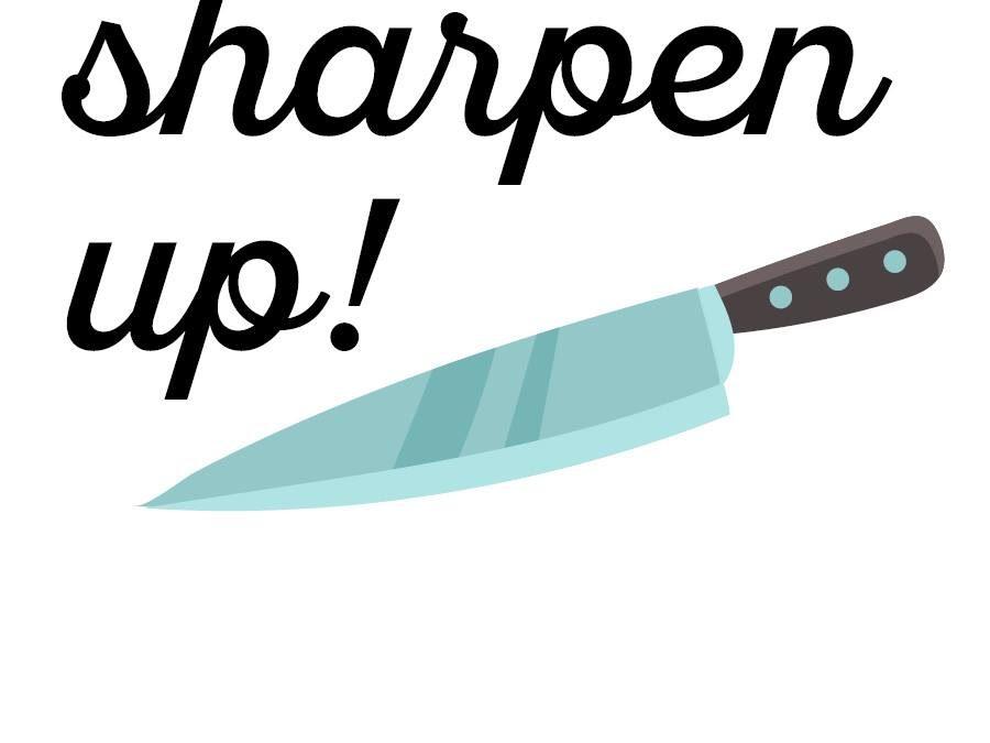 Thanksgiving Knife Sharpening