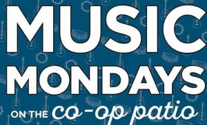 Music Mondays through August