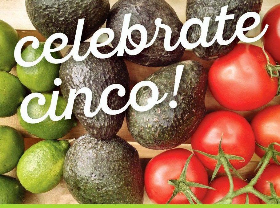 Celebrate Cinco!