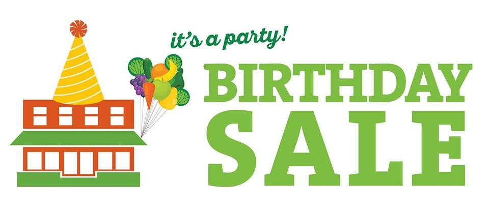 Birthday SALE: EA Co-op turned three!