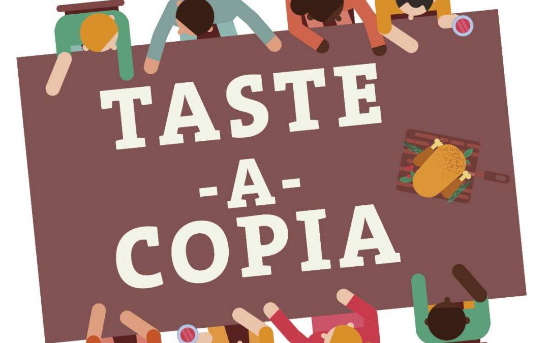 3rd Annual Taste-A-Copia